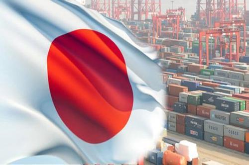 日本10月份国际货物贸易盈余5808亿日元