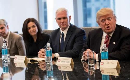 """特朗普:美英有望达成""""重大贸易协定"""""""