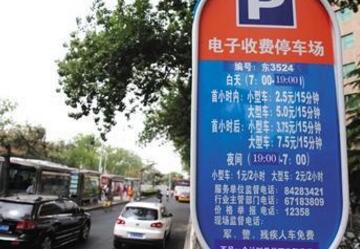北京下周二起严查停车乱收费 举报将有案必查