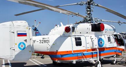 俄罗斯与土耳其签约 未来将出口俄制卡-32直升机