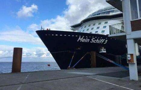 德国被隔离邮轮拟将确诊船员转至岸上 中国籍船员尚无确诊