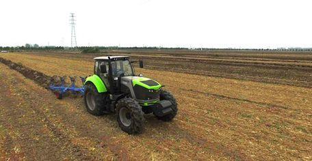 农业部在全国开展春季农机化生产