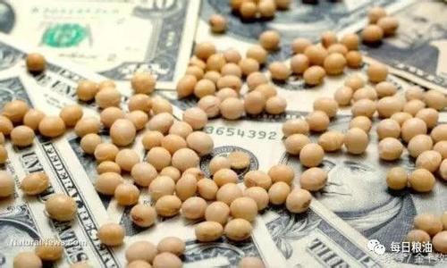 中美贸易摩擦升级我国大豆等进口或受波及