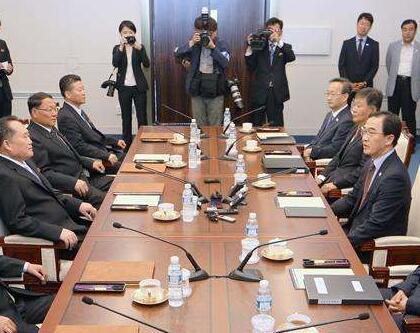 韩朝举行高级别会谈就履行《板门店宣言》方案达成一致