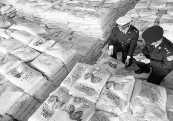石家庄海关连续破获走私白糖大案 案值约2070万元人民币