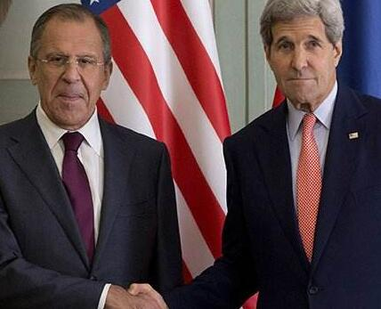 """俄外交部:俄美双方就""""政治接触进度表""""进行讨论"""