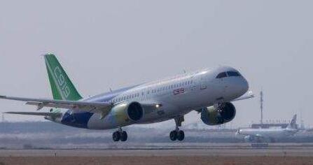 李志强:我国大飞机领域正向第一梯队迈进