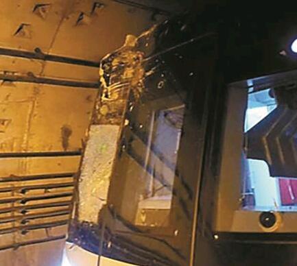 深圳地铁隧道遭打桩机打穿 涉事企业将被顶格处罚