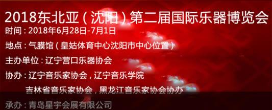 2018东北亚(沈阳)第二届国际乐器博览会