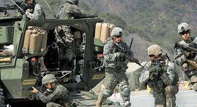 美国防部:美决定暂停计划于8月举行的美韩联合军演