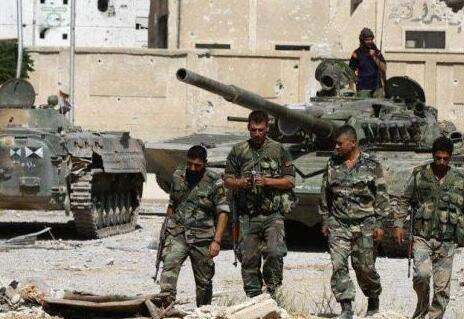 叙利亚库尔德武装宣布解放代尔祖尔省东部地区