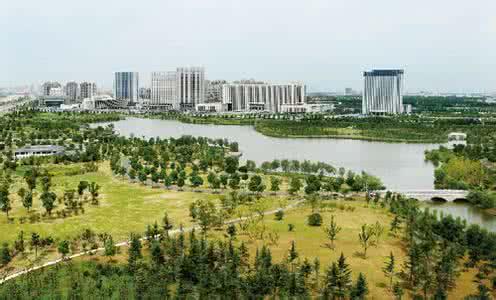 """连云港绿色生态""""组合拳""""提升城市颜值"""