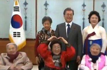 韩发布慰安妇协议后续措施 暂不考虑重谈或作废