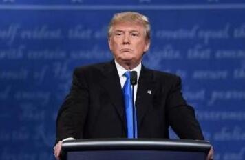 美国总统特朗普表示愿在合适的时机与朝鲜举行会谈.