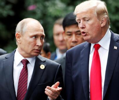 普京和特朗普未能会谈 克里姆林宫:都怪美国