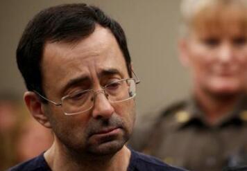 美国体操协会前主席被捕