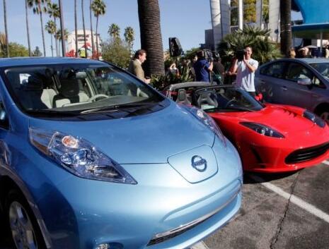 """特斯拉是电动汽车行业崛起背后主驱动力?原来这是个""""神话"""""""