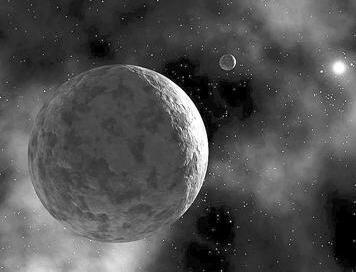 """未知力量将极端天体推入遥远轨道 它是""""行星九""""吗?"""