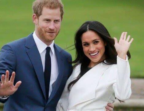 哈里王子本周六大婚 梅根嫁入英王室后面临诸多禁忌