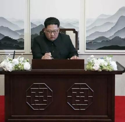 平壤会晤时机特殊 朝韩巩固三大目标