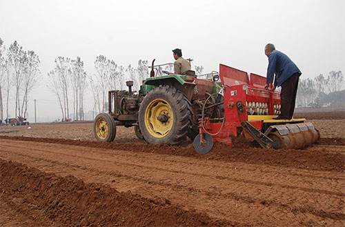 河南实现耕地面积净增7.61万亩