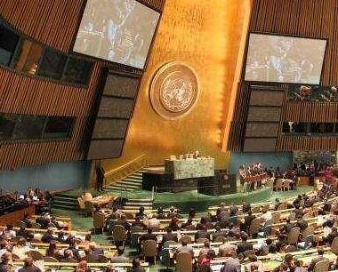 印尼南非德国等当选联合国安理会非常任理事国