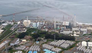 日本福岛核电站出现超高辐射量 拆除工作恐受阻