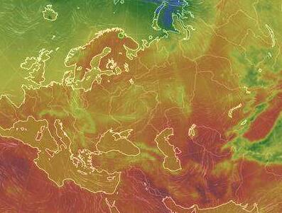"""北极圈现超30℃高温 全球多地""""高烧""""引关注"""