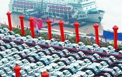 1-5月重庆出口汽车量同比增长88%