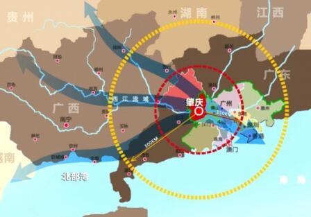大湾区超级工程获批:西江水系引水珠三角总投资339亿