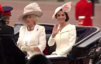 """英媒为准王妃如何""""移民""""英国操心 罗列诸多条件"""