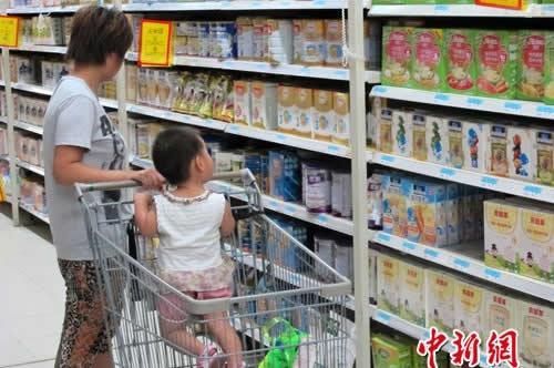 最严监管措施确保品质 国产奶粉大幅提升业绩目标