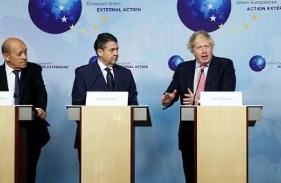 欧洲官员敦促继续执行伊核协议:协议正在起作用