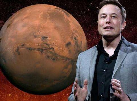 学者:马斯克重型猎鹰上天 但移民火星还很远