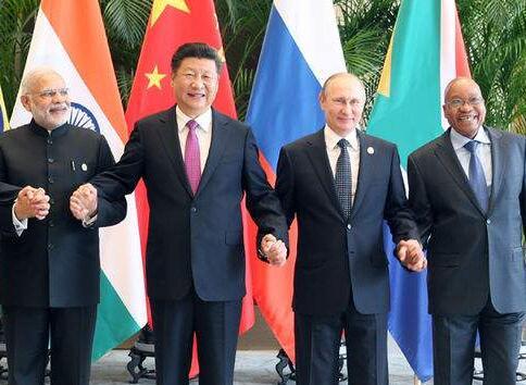 俄媒盘点:普京过去一年与中国领导人会晤最多