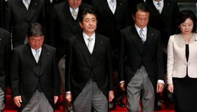 森友学园丑闻波及安倍内阁 日在野党要求麻生辞职