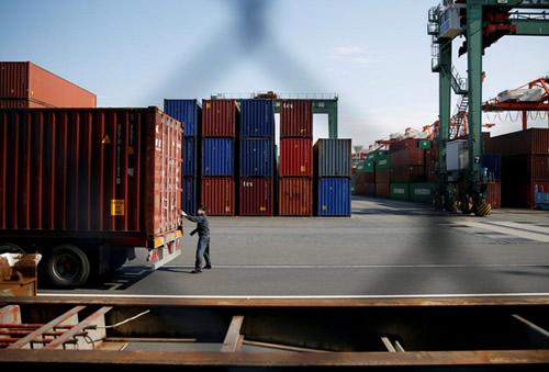 日本1月出口增长12.2% 对华出口飙升30.8%