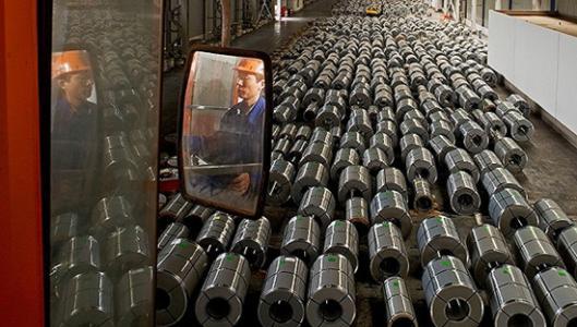 特朗普:尚未最终决定钢材贸易政策