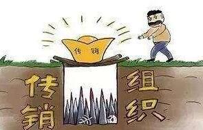 """浙江公布传销典型案例 骗子最爱用""""新经济""""当幌子"""