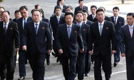 朝鲜驻俄大使:改善朝韩关系是2018年朝鲜重要任务