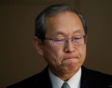 东芝核电业务减记63亿美元 董事长引咎辞职