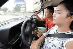 驾考新规实施 记者体验发现难度增大