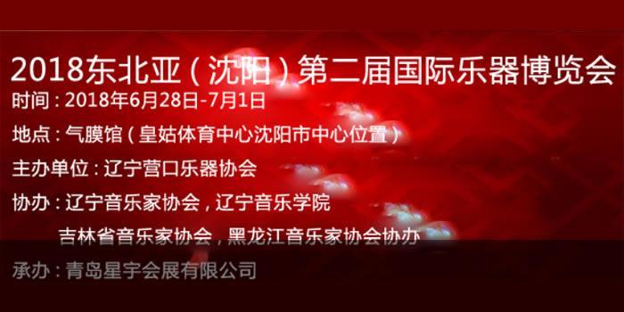 东北亚(沈阳)第二届国际乐器博览