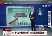 31省GDP数据出炉