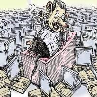 光明网评福彩腐败窝案:守仓的硕鼠天生为鼠?