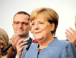 德国组阁过程一波三折
