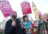 13万欧盟移民离开英国