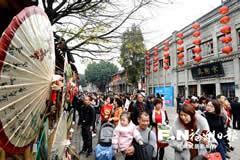 春节黄金周北京接待游客770万人