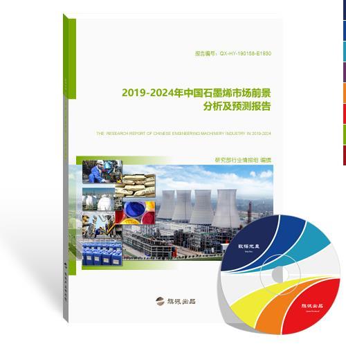 2019-2024年中国石墨烯市场前景分析及预测报告