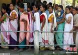 调查:印度失业率倍增